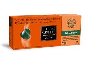 Ethical Coffee Company - India Doro Coffee Capsules - Sleeve 10