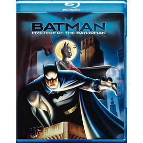 Batman:Mystery of The Batwoman - (Region A Import Blu-ray Disc)