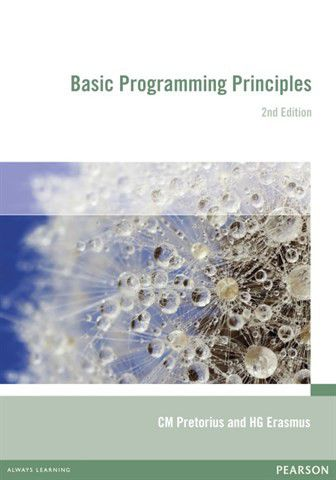 Basic Programming Principles Buy Online In South Africa