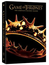 Game of Thrones Season 2 (DVD)