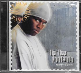 Hip Hop Pantsula - Maf-town (CD)