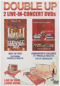 I.P.C.C / Comforter's Children - Best Of I.P.C.C / iIve At Jerusalem (DVD)