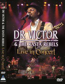 Dr Victor & The Rasta Rebels - In Concert - Live (DVD)