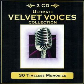 Ultimate Velvet Voices 2 - Various Artists (CD)
