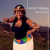 Intombi Yotalagu - Amaqhawe (CD)