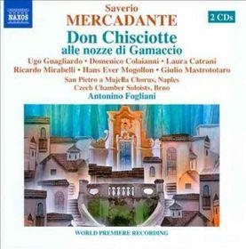 Guagliardo/colaianni/catrani - Don Chisciotte (CD)
