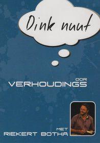 Riekert Botha - Dink Nuut Oor Verhoudings (DVD)