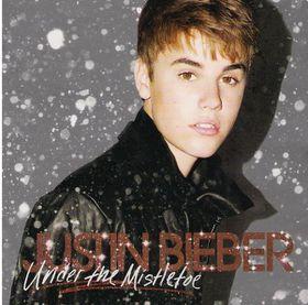 Justin Bieber - Under The Mistletoe - Deluxe (CD + DVD)