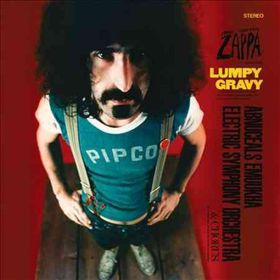 Frank Zappa - Lumpy Gravy (CD)