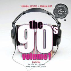 90's Vol. 1 - Silver Collection - 90's - Vol.1 (CD)