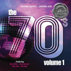 70's Vol. 1 - Silver Collection - 70's - Vol.1 (CD)