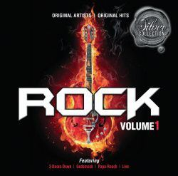 Rock Vol. 1 - Silver Collection - Rock - Vol.1 (CD)
