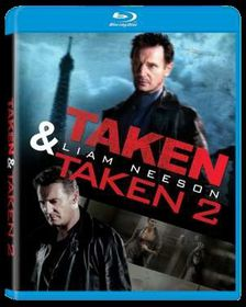 Taken 1 & 2 Box Set (Blu-ray)