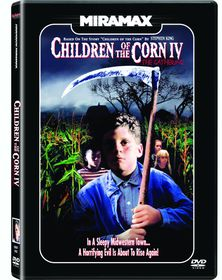 Children Of The Corn IV: The Gathering (DVD)