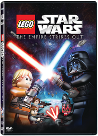 Lego Star Wars: The Empire Strikes Out (DVD)