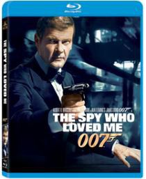 The Spy Who Loved Me (Blu-ray)