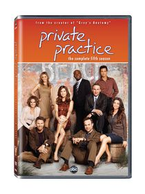 Private Practice Season 5 (DVD)