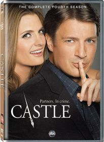 Castle Season 4 (DVD)