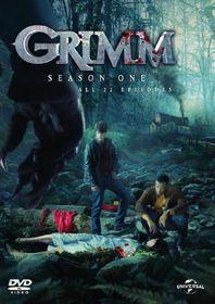 Grimm Season 1 (DVD)