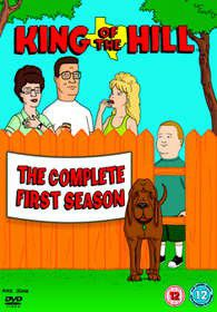 King of the Hill: Season 1 (DVD)