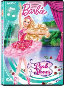 Barbie In The Pink Shoes (DVD)