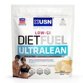 USN Diet Fuel UltraLean - Vanilla 1Kg