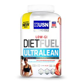 USN Diet Fuel 2kg Strawberry High Protein