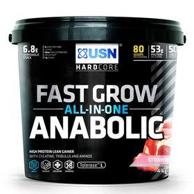 USN Fast Grow Anabolic Strawberry Gro031 - 4kg