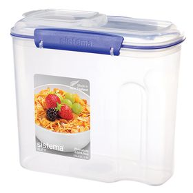 Sistema - Klip It - Cereal Storage Container