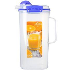 Sistema - Klip It - 2 Litre Juice Jug