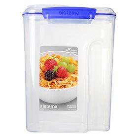 Sistema - Klip It - 4.2 Litre Cereal Storage Container