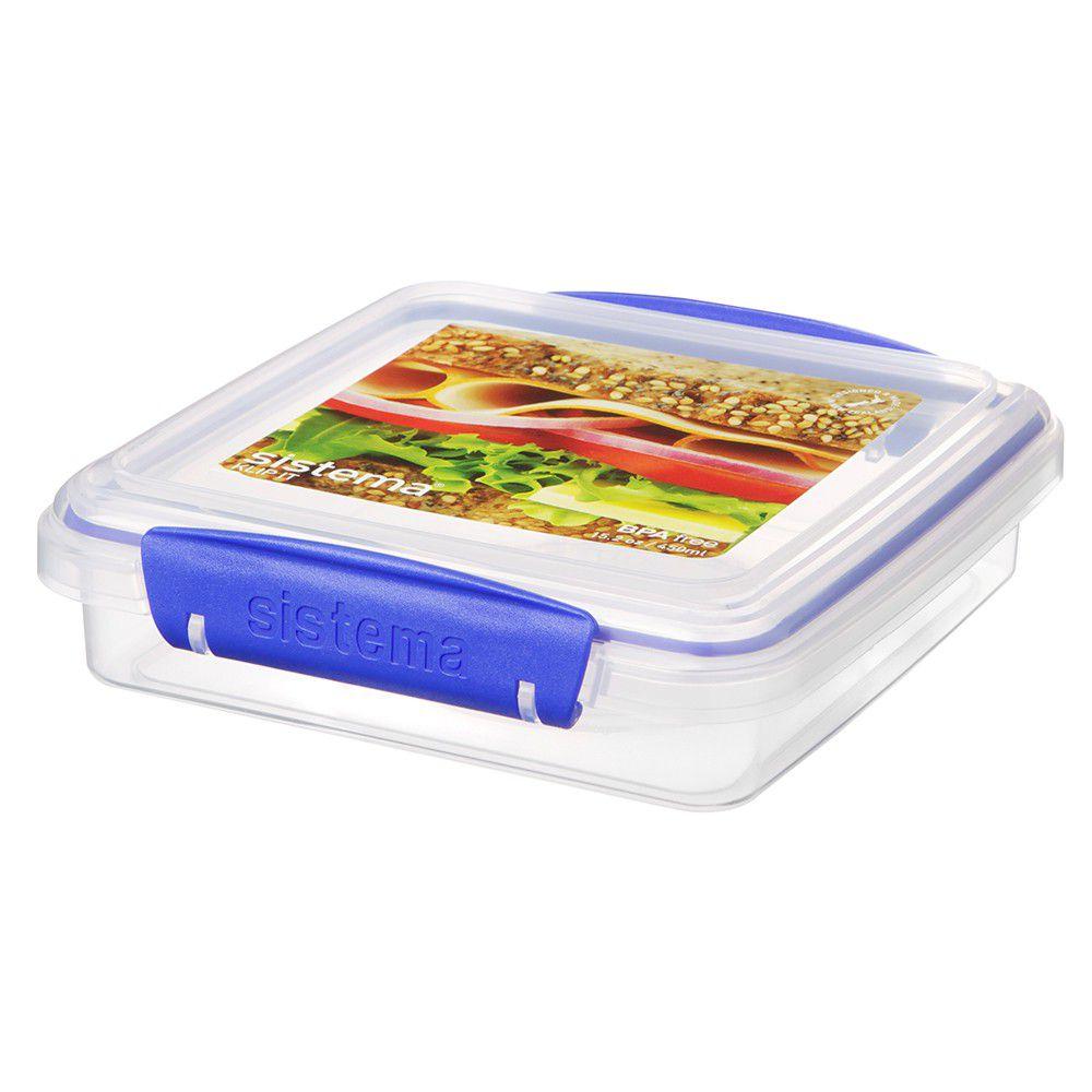 Sistema 450ml Lunch Box Loading Zoom