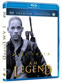 I Am Legend (Premium Collection) (Blu-ray)