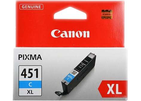 Canon CLI-451XL Cyan Ink Cartridge