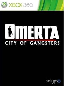 Omerta City Of Gangsters (Xbox 360)