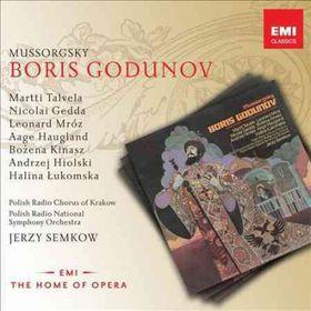 Opera Series:Mussorgsky Boris Godunov - (Import CD)