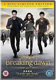 The Twilight Saga: Breaking Dawn Part 2 (DVD)