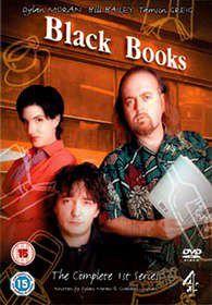 Black Books Series 1 (DVD)