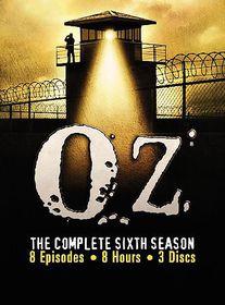 Oz:Complete Sixth Season - (Region 1 Import DVD)