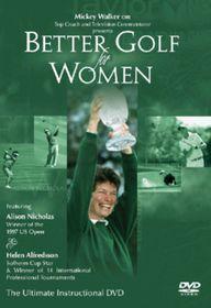 Better Golf For Women - (Import DVD)