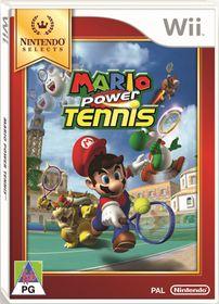 Wii Mario Power Tennis: Select Range (Wii)
