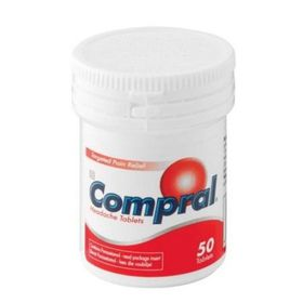 Compral Tabs 50