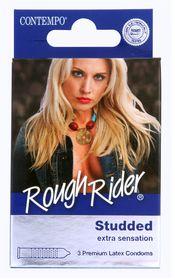Contempo Rough Rider Condom 3's