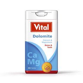 Vital Dolomite Tablets 200