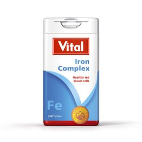 Vital Iron Complex - 100
