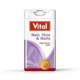 Vital Hair, Skin & Nails - 30