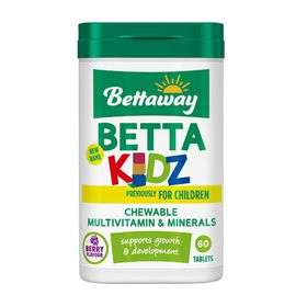 Bettaway Childrens Own Tablets 60