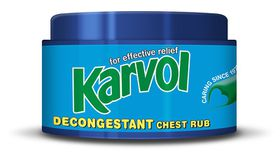 Karvol Chest Rub - 50g