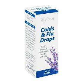 Herbaforce Colds & Flu Remedy 20 ml