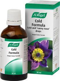 A.Vogel Cold Formula 30 ml